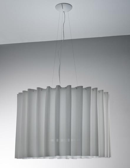 AXO Light Skirt SP 100  Zwis biały 100 cm