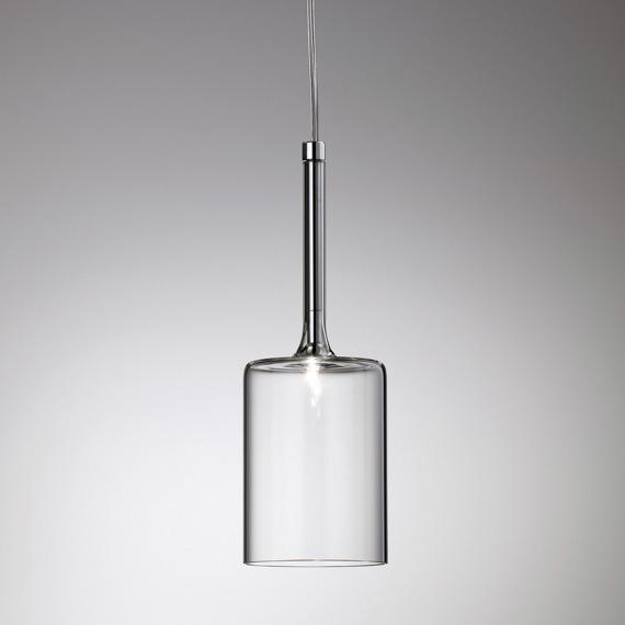AXO Light Spillray SP M Zwis  przezroczysty 10cm