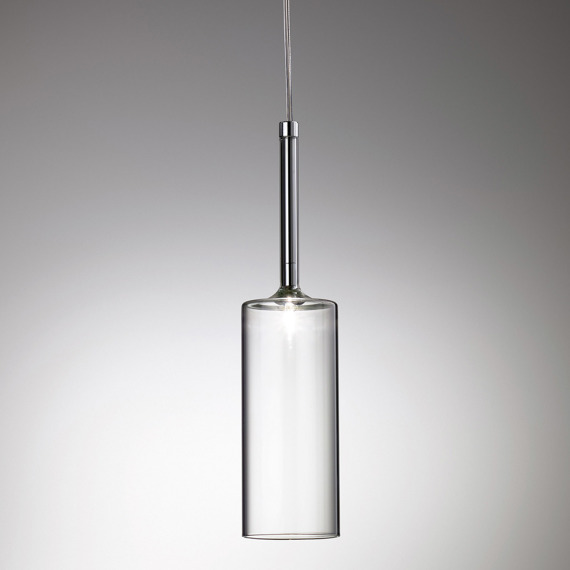 AXO Light Spillray SP P Zwis  przezroczysty 8 cm
