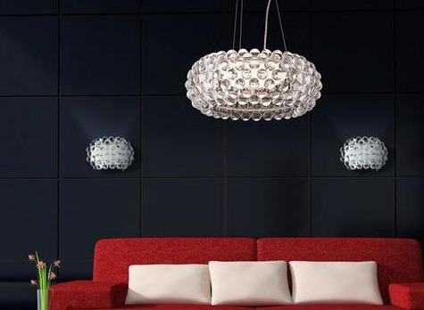 Acrylio V 026-500 Lampa Wisząca AZZARDO