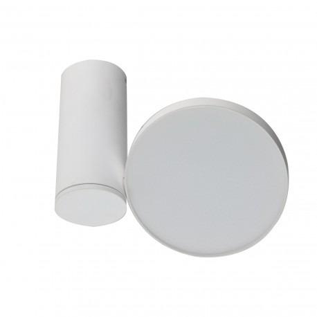 Azzardo Galena 11W AZ1457 Plafon  biały