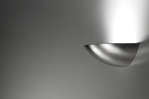 ESTILUZ A-0550 Lampa Ścienna nikiel