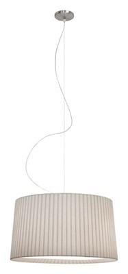 ESTILUZ MAIDEN T-2825 Lampa Wisząca biała