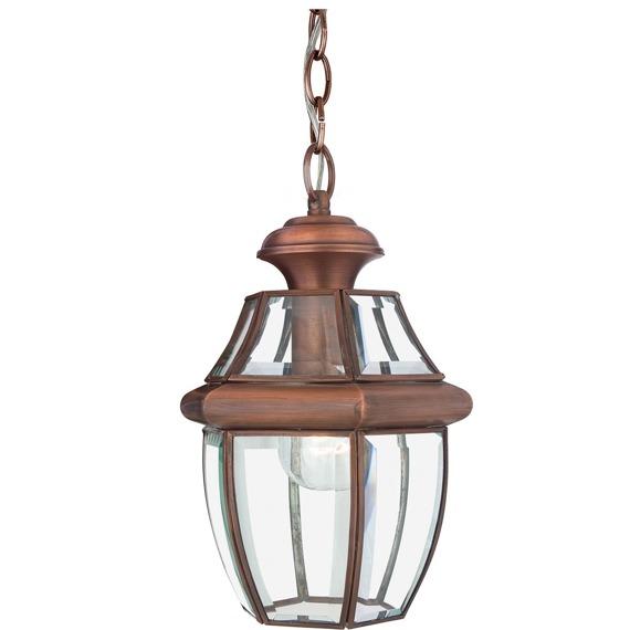 Elstead Lighting Newbury QZ/NEWBURY8/M AC Lampa wisząca