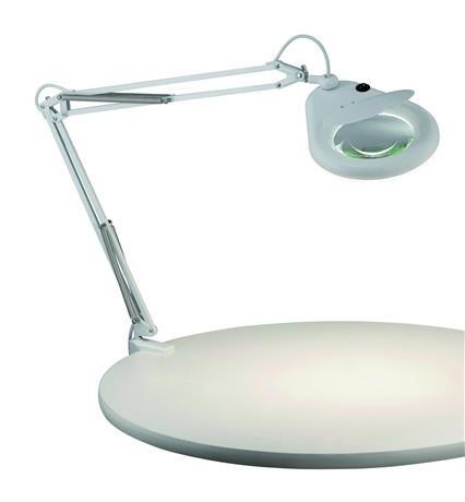 Fagernes 100852 Markslojd Lampa Nocna Z Powiększającym Szkłem