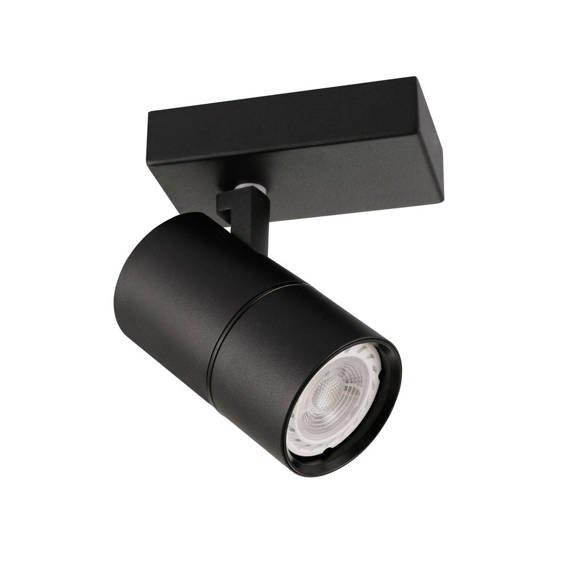 Italux Laconi czarny reflektor SPL-2813-1B-BL
