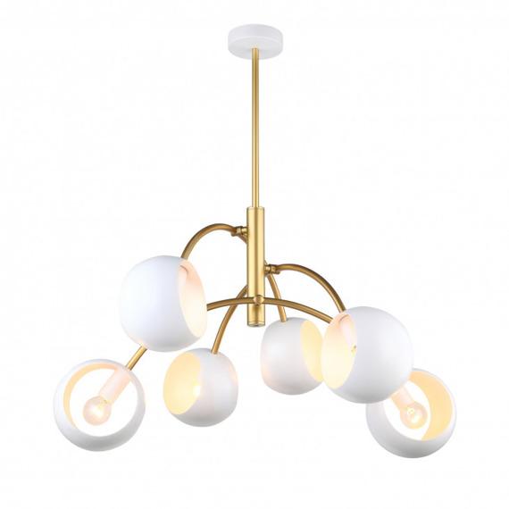 Italux Melvo Mdm-3691/6 Lampa Wisząca