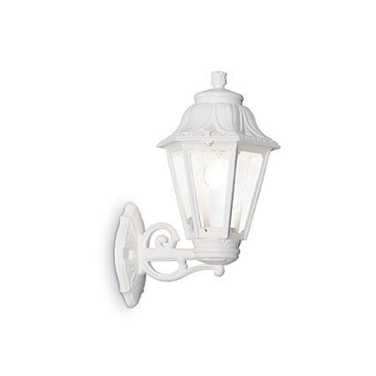 Kinkiet ANNA AP1 BIG 120423 biały Ideal Lux