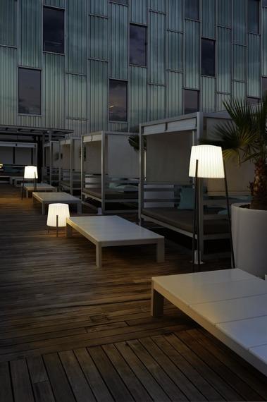 LEDS Barcino 55-9880-Z5-M1 Lampa stojąca