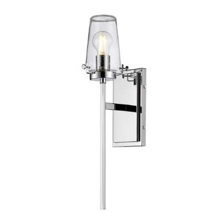 Lampa Ścienna Elstead Lighting Alton KL-ALTON1-BATH-CH Chrom