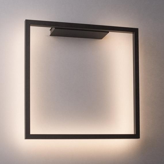 Lampa Ścienna Ramko Akira 67078 Czarna