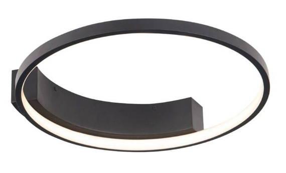 Lampa Sufitowa Czarny MaxLight Velvet C0199