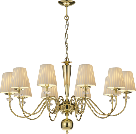 Lampa Wisząca Amplex LILOSA 10pł