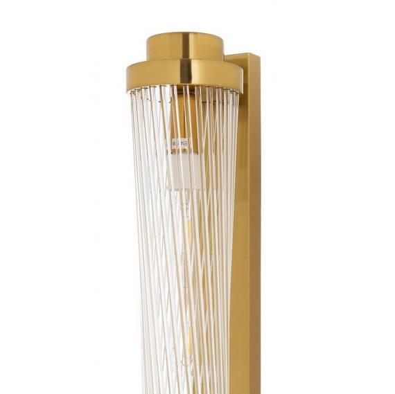 Lampa ścienna Berella Light Kona Wall 80 Gold BL5427