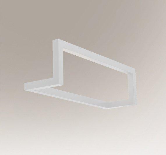 Lampa ścienna Shilo Zaosu 7905 Biały