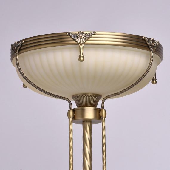 Lampa stojąca do salonu MW-Light Classic 317040901