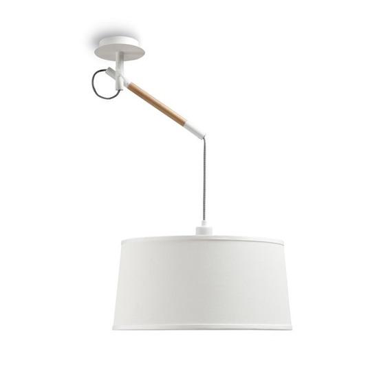 Lampa wisząca Mantra Nordica E27 1L 4928