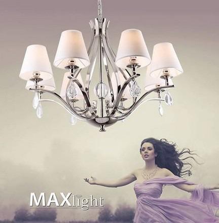 Lampa wisząca MaxLight PALACE P0111