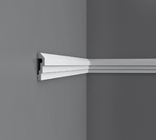 Listwa ścienna Orac Decor P7070 Flex listwa gięta