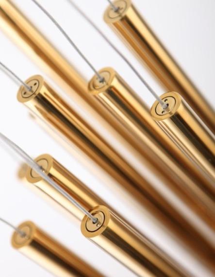 MaxLight Organic Gold P0265D Lampa wisząca