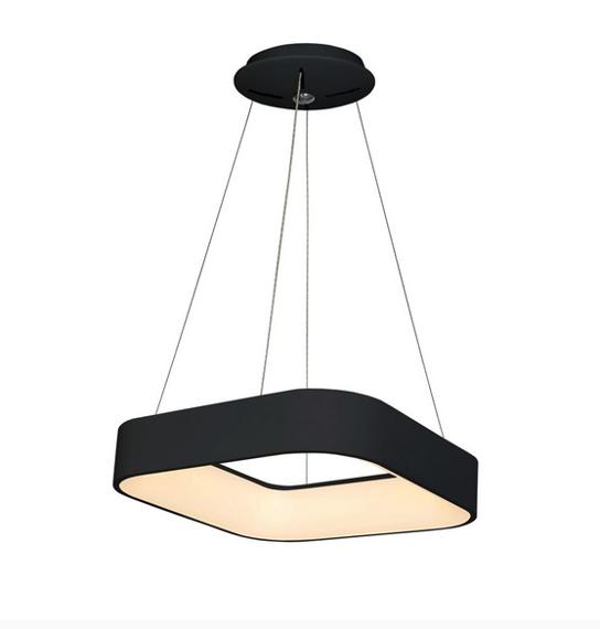 Milagro Czarna Astro 570 Lampa Sufitowa