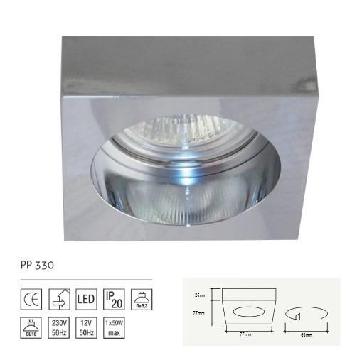 Oprawa Wpuszczana PP Design 330