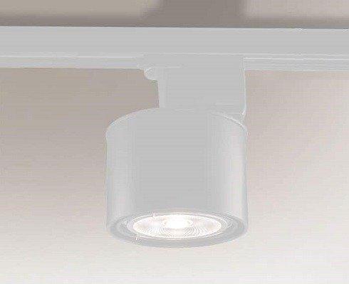 Shilo Miki 6614 Reflektor do szynoprzewodu Biały G53