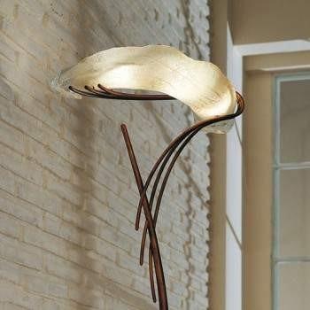 Sillux ROMA PI 3/230 bursztynowa/miedziana Lampa Stojąca