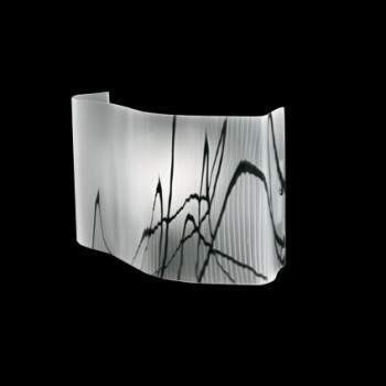 Sillux VENEZIA LP 6/238 02/28 satynowp-czarna Lamap Ścienna
