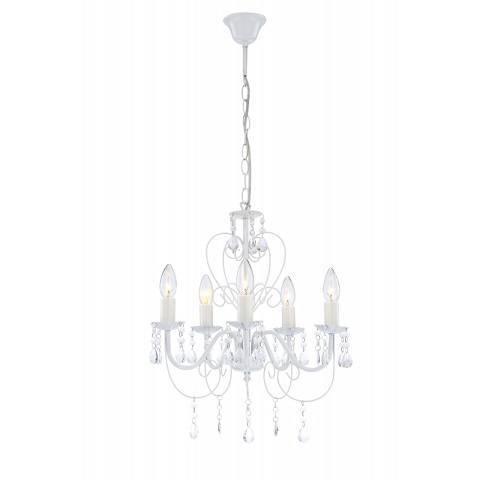 Świecznikowa lampa wisząca Globo Lighting Pinja 63126-5
