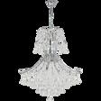 Elem Barcelona 6248/6 8C chrom Żyrandol kryształowy