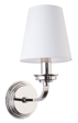 Lampa Ścienna Kutek Mood Abano ABA-K-1(Z/A) Złota